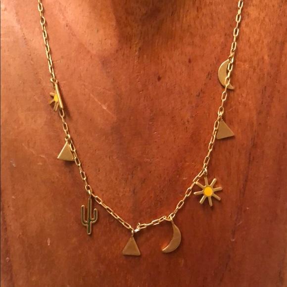 Madewell Jewelry - Madewell Charm Necklace